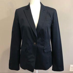 Banana Republic navy blazer, size 10